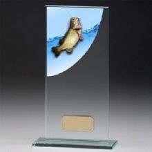 Angling Colour Curve Jade Glass Award